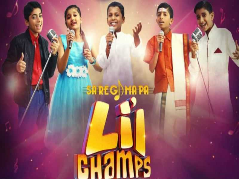 Sa Re Ga Ma Pa LiL Champs Season 16